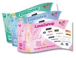 Love2Shop Vouchers