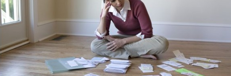 1 in 4 suffer mental health problems from rising household bills