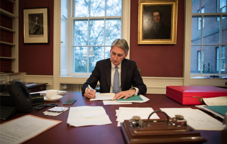 Chancellor Philip Hammond has pledged £1bn for better, more affordable broadband