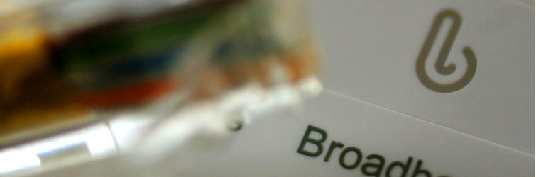 Broadband speed ads are fraud, says MP 1