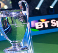 BT pay £1.2bn for three-year Champions League and Europa League football deal