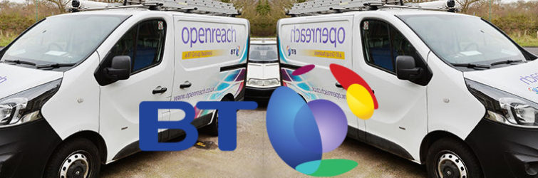 BT Openreach split