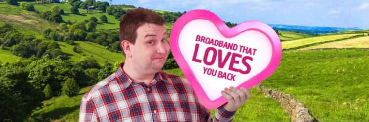 Plusnet no-contract broadband