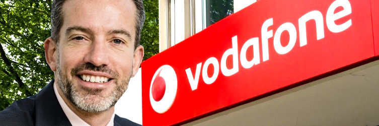 Vodafone CEO Nick Jeffrey