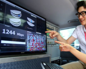5G will be 10 times faster than 4G, worth £10bn, say O2 2