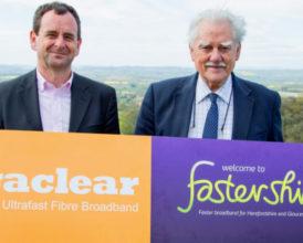 8,000 in rural Hertfordshire getting Gigaclear gigabit broadband