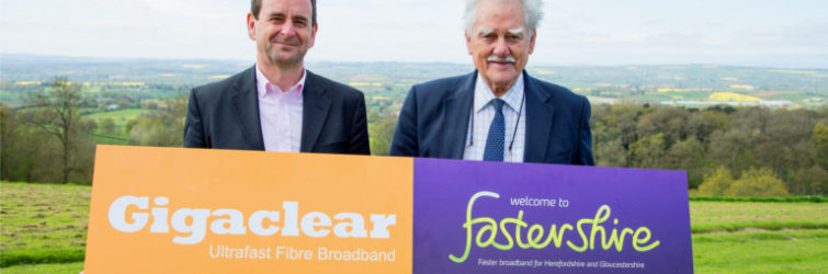 8,000 in rural Hertfordshire getting Gigaclear gigabit broadband