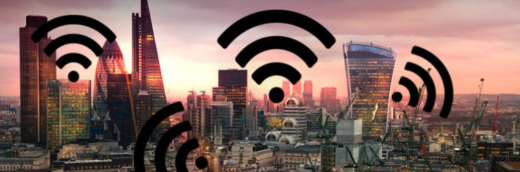 Free 1Gbps London public WiFi - but only for Square Mile 1
