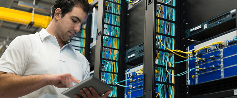 How does the internet work? Sabrex data centre technician
