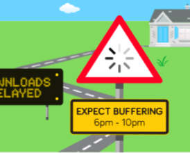 Slow internet: Secrets of beating the broadband rush hour