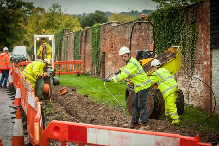 What do FTTC and FTTP mean in broadband terms?