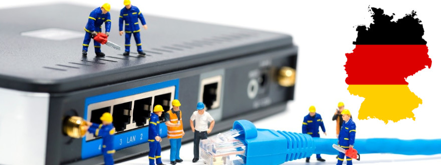 Germany fix broadband speed lies, so why can't we?
